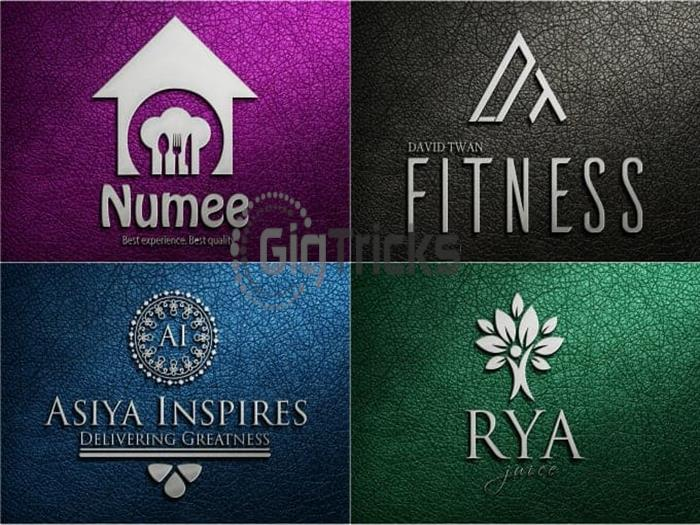 I Will Design 2 Business,Company,Website And Brand Logo