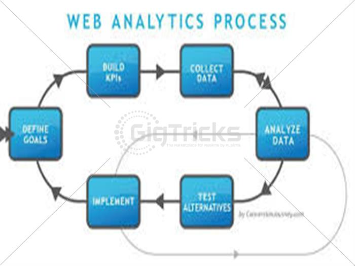 I Will Web Analytics For Your Website