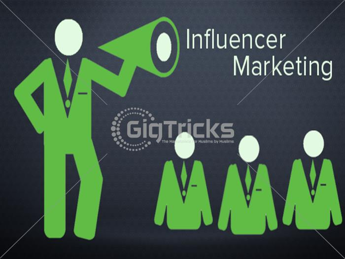 I Will Be Your Ecommerce Influencer Marketer