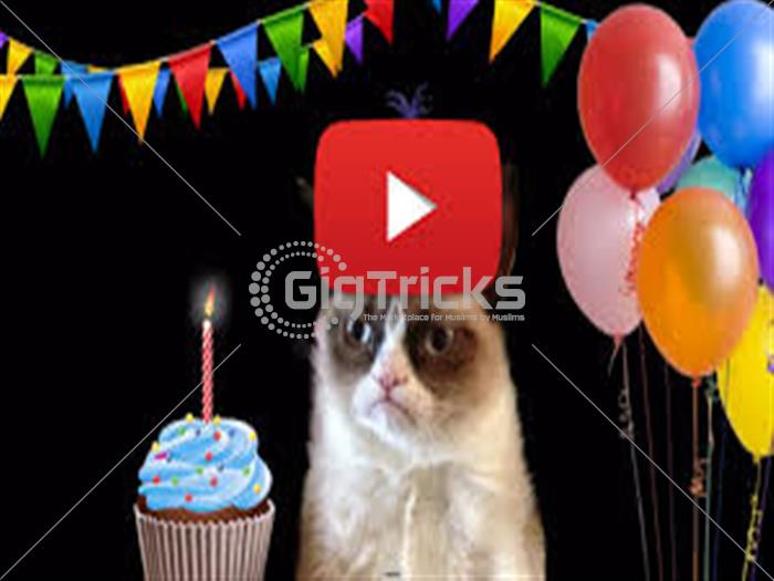 Birthday greeting videos maker new year greeting gigtricks by alexis level 1 m4hsunfo