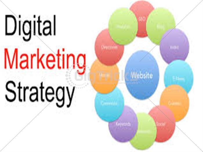 I Will Create Your Digital Marketing Strategy & Plans.