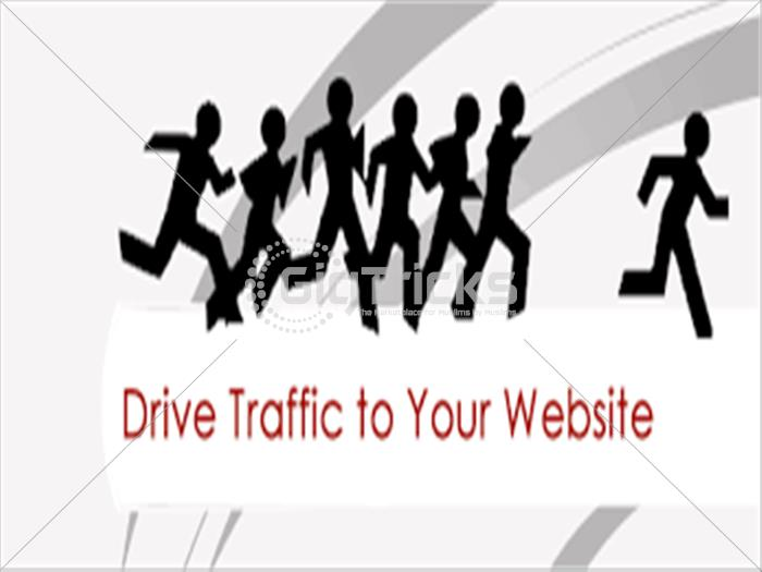 I Will Help How to  Increase Web Traffic
