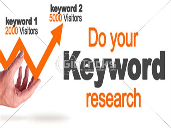 I Will Do SEO Keyword Research For Your Website