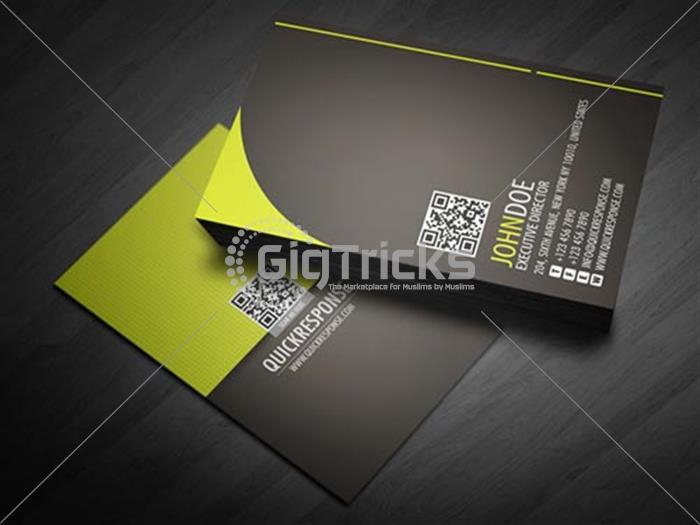 I Will Design Professional Business Card