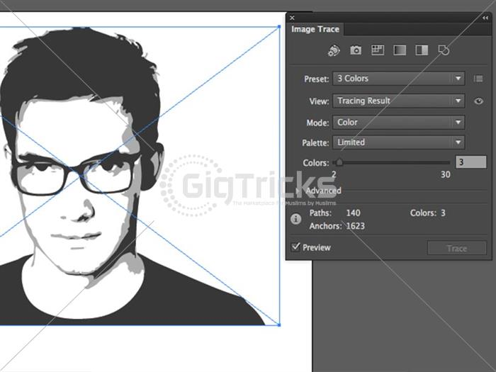 I Will Do Vector Tracing  Perfectly And Quickly