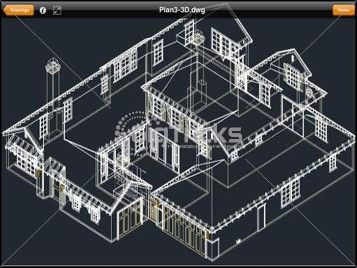 I Will Design 2d & 3d Model And Render Architecture