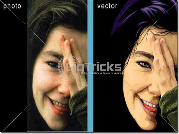 I Will Design Vector Tracing With Illustrator For You